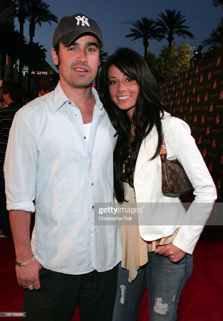 Jesse Bradford and Priscilla Valles during Hard Rock Hotel and Casino News Photo - Getty Images