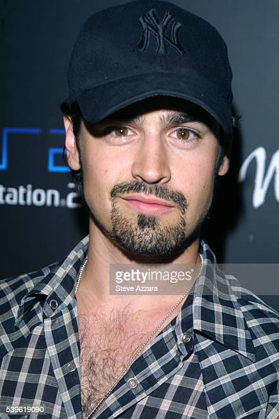 Jesse Bradford at an MTV Video Music Awards preparty thrown by Playstation 2 and rap artist Nelly Photo by Steve Azzara/Corbis Sygma
