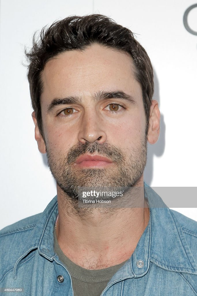 Jesse Bradford attends the screening of AnnaLynne McCord's 'I Choose' at Harmony Gold Theatre on June 10, 2014 in Los Angeles, California.