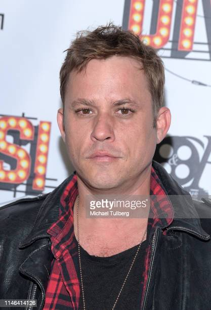 Jesse C Boyd attends a Los Angeles VIP industry screening with the filmmakers and cast of DIVOS at TCL Chinese 6 Theatres on May 01 2019 in Hollywood...