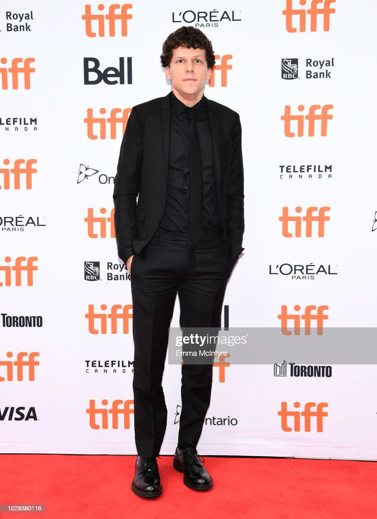 "2018 Toronto International Film Festival - ""The Hummingbird Project"" Premiere : Fotografia de notícias"