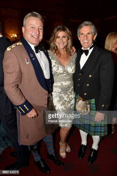 Jesse Foley Ashleigh Banfield And Rob Mcewen Attend The Council For Canadian American Relations Gala At
