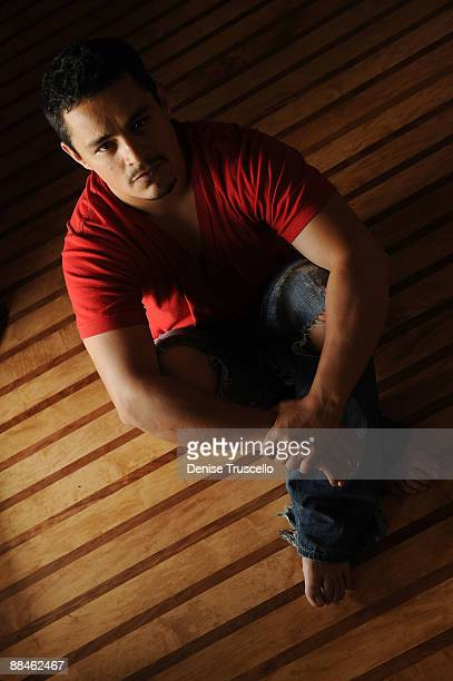Jesse Garcia Studio Photo Shoot at Casa Luca on June 12, 2009 in Las Vegas, Nevada.