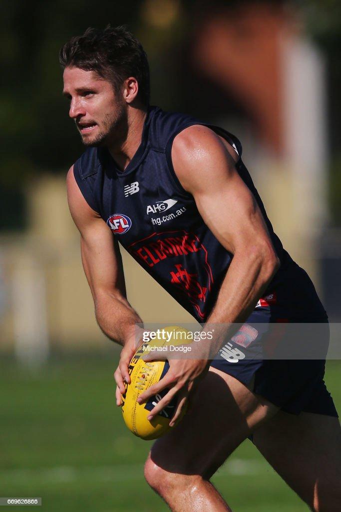 Melbourne Demons Training Session