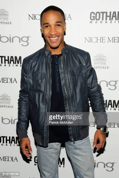 Jesse Idol attends ALICIA KEYS Hosts GOTHAM MAGAZINES Annual Gala Presented by BING at Capitale on March 15, 2010 in New York City.