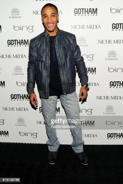 Jesse Idol attends ALICIA KEYS Hosts GOTHAM MAGAZINES Annual Gala Presented by BING at Capitale on March 15 2010 in New York City
