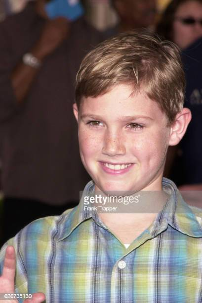 Jesse James at the premiere of 'Atlantis The Lost Empire'