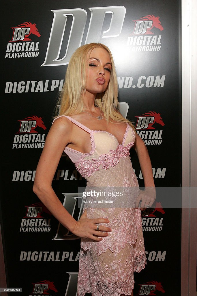 AVN Adult Entertainment Expo 2007 - Day One : News Photo