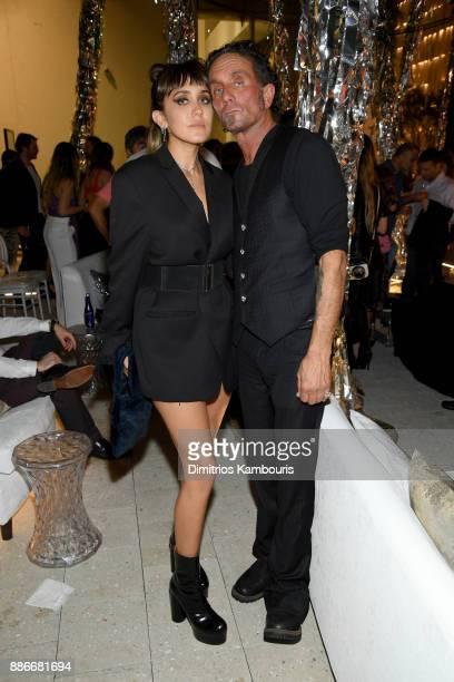 Jesse Jo Stark and Richard Stark attend Chrome Hearts & Baccarat celebrate The Miami Design District with Jesse Jo Stark, Mary Anne Huntsman & The...