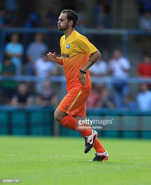 Jesse KewleyGraham of Wycombe Wanderers