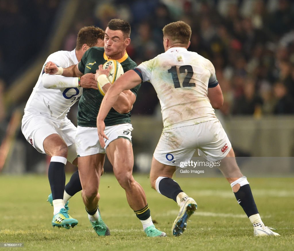 2018 Castle Lager Incoming Series: South Africa v England