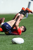 wellington new zealand jesse kriel stretches