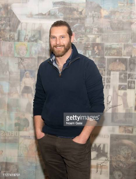Jesse Krimes attends The OG Experience by HBO at Studio 525 on February 23 2019 in New York City