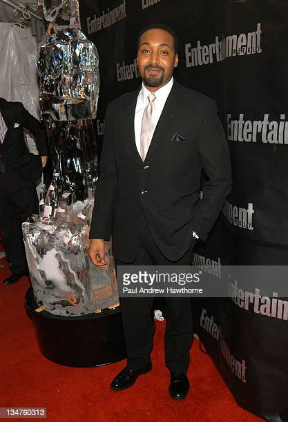 Jesse L Martin attend Entertainment Weekly's party celebrating their 10th Anniversary Oscar Party with a host of celebrities at Elaine's on Sunday...