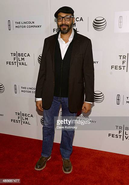 Jesse L Martin attends the 'Keep on Keepin' On' Premiere during the 2014 Tribeca Film Festival at BMCC Tribeca PAC on April 19 2014 in New York City