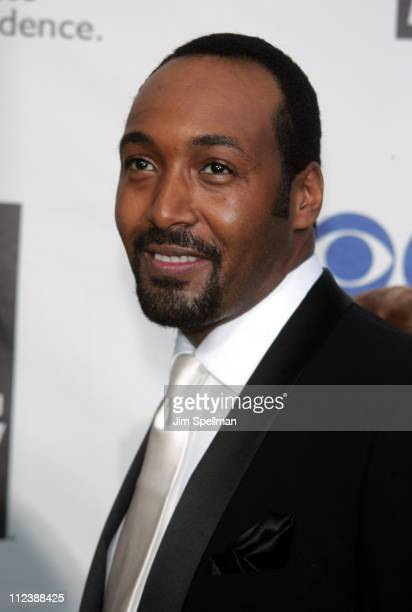 Jesse L Martin during 59th Annual Tony Awards Arrivals at Radio City Music Hall in New York City New York United States