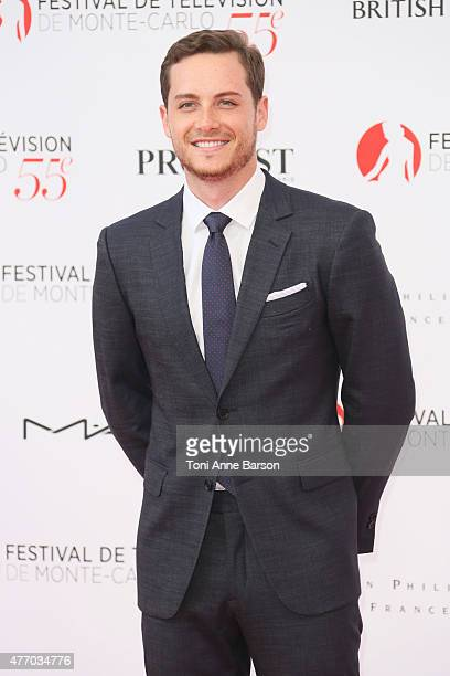 Jesse Lee Soffer attends the 55th Monte Carlo TV Festival Opening Ceremony at the Grimaldi Forum on June 13 2015 in MonteCarlo Monaco