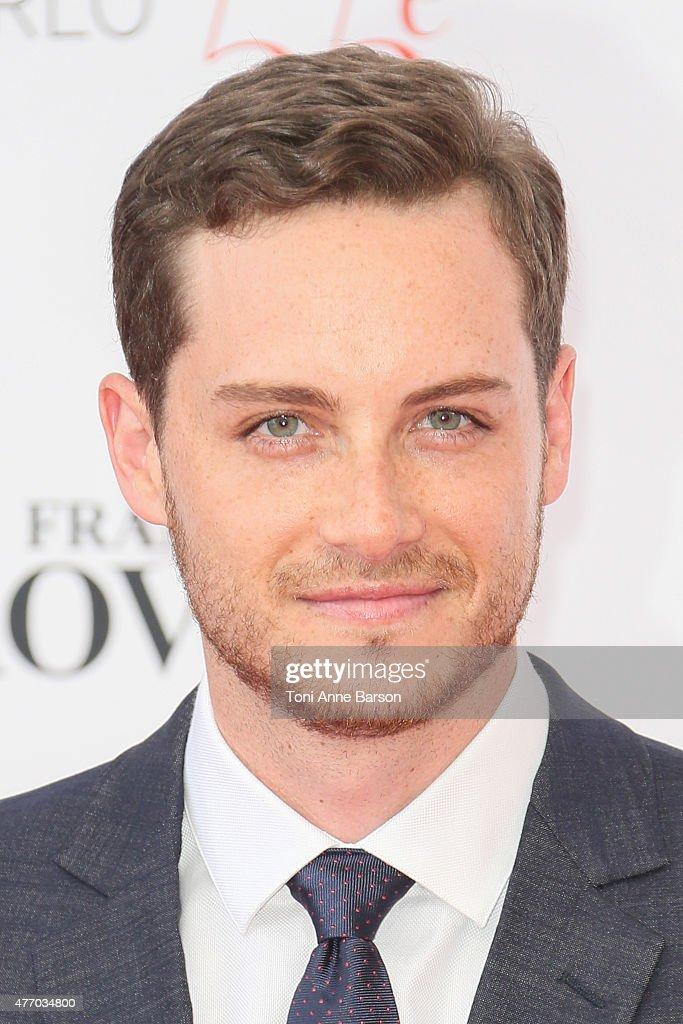 Jesse Lee Soffer attends the 55th Monte Carlo TV Festival Opening Ceremony at the Grimaldi Forum on June 13, 2015 in Monte-Carlo, Monaco.
