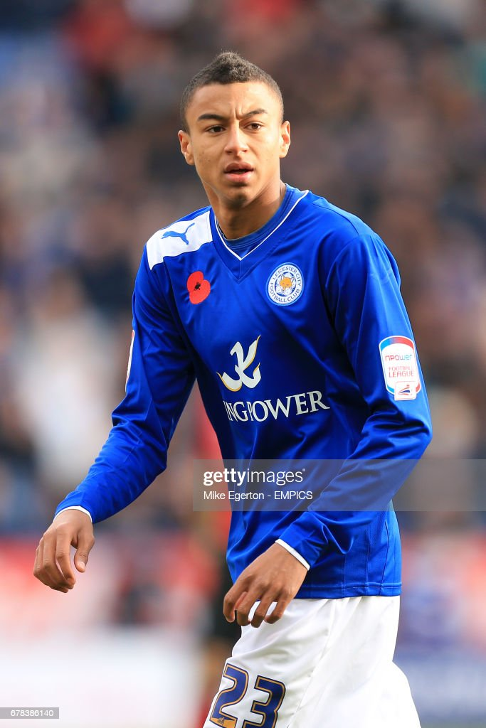 Image result for lingard leicester city