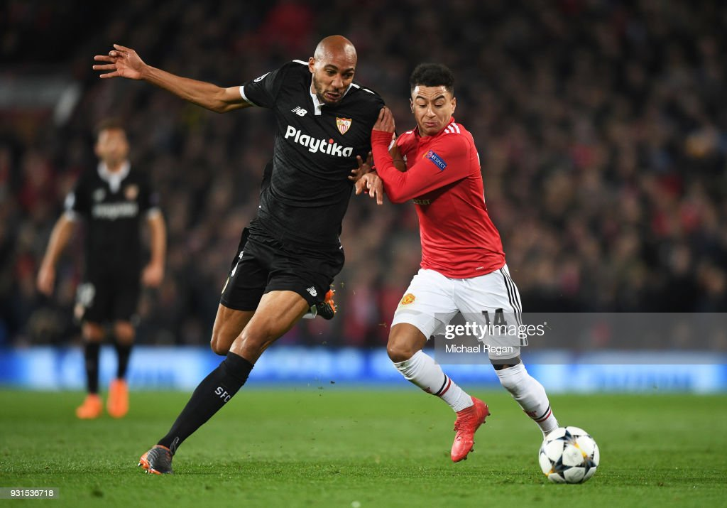 Manchester United v Sevilla FC  - UEFA Champions League Round of 16: Second Leg