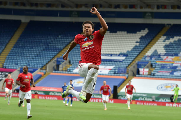 GBR: Leicester City v Manchester United - Premier League