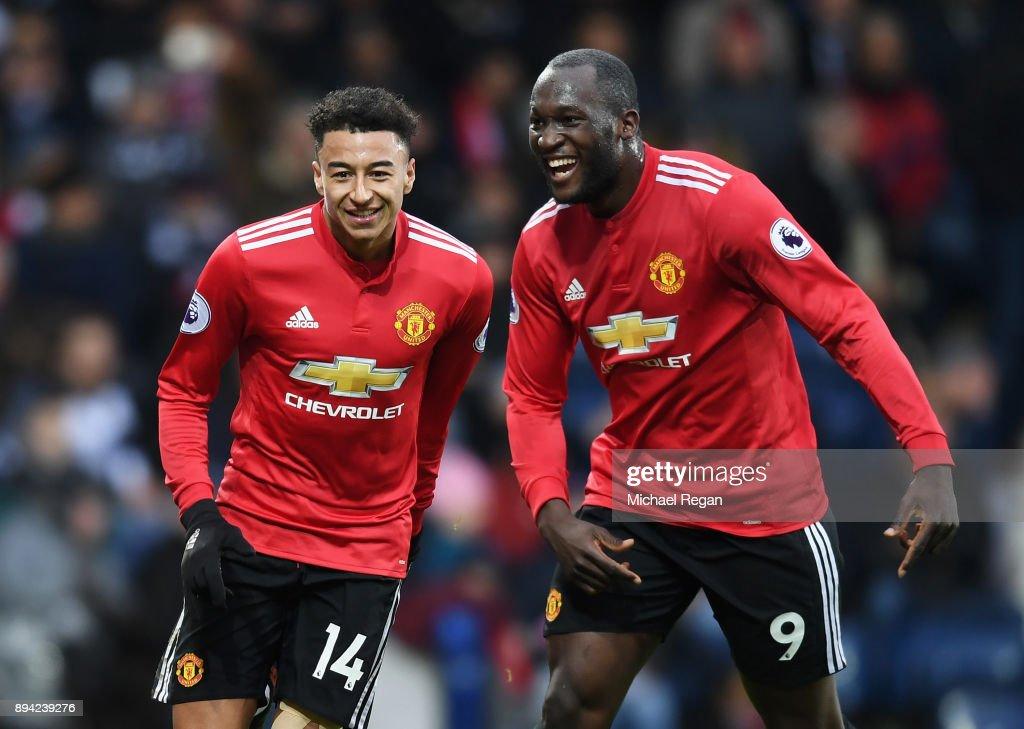West Bromwich Albion v Manchester United - Premier League