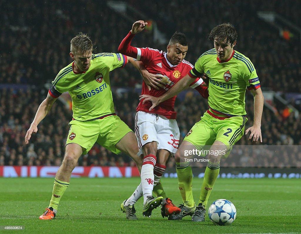 Manchester United FC v PFC CSKA Moskva - UEFA Champions League