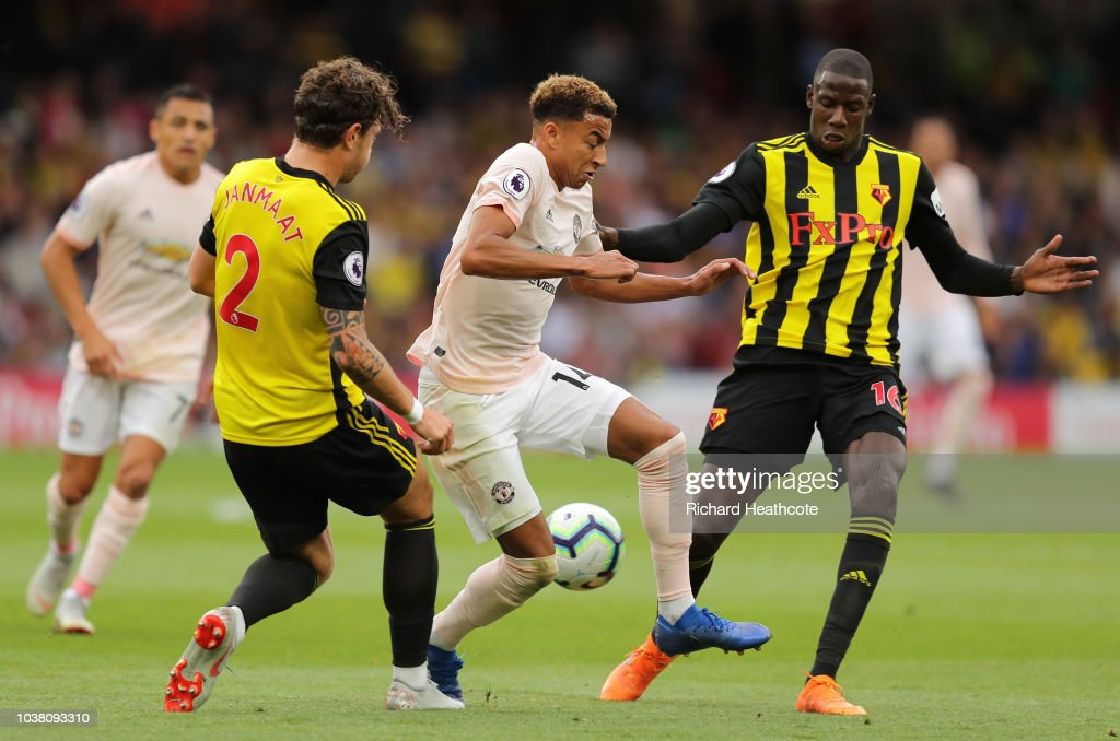 Watford FC v Manchester United - Premier League : News Photo