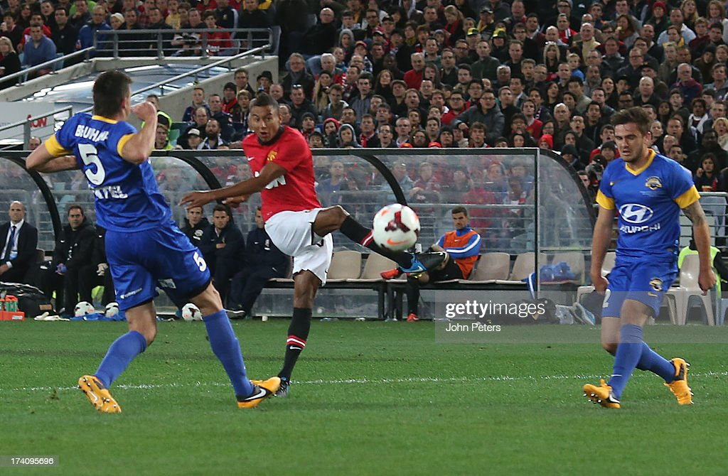 A-League All-Stars v Manchester United : News Photo