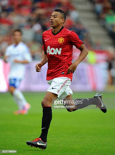 Jesse Lingard of Manchester Untied