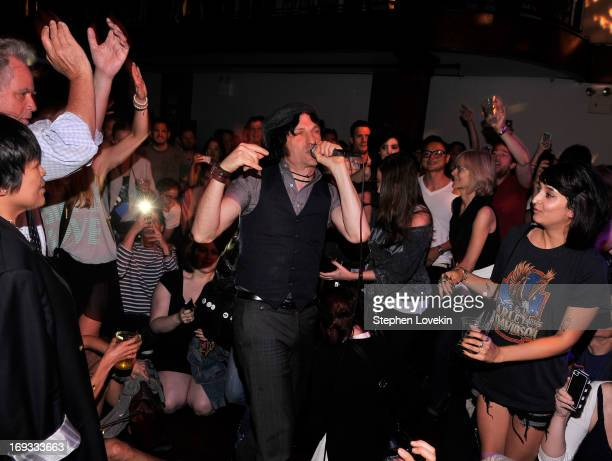 Jesse Malin attends Stones Fest NYC Sponsored By Jameson at Bower Balroom on May 22 2013 in New York City