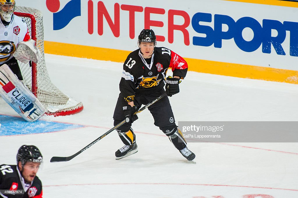 SaiPa Lappeenranta v Karpat Oulu - Champions Hockey League Quarter Final : News Photo