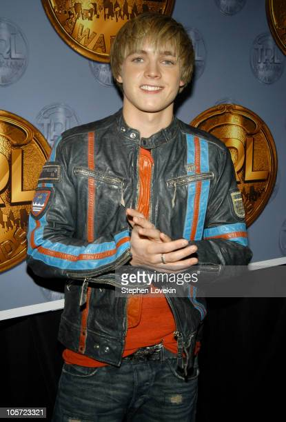 Jesse McCartney during 3rd Annual MTV TRL Awards Arrivals at MTV Studios in New York City New York United States
