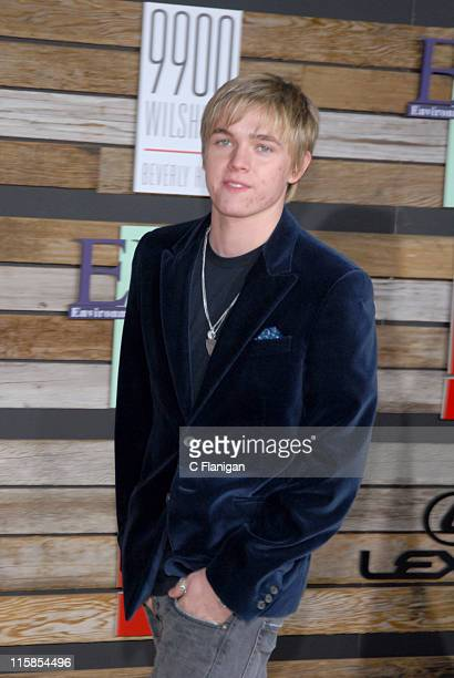 Jesse McCartney during EMA E Golden Green Party at 9900 Wilshire Blvd in Beverly Hills California United States
