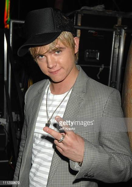 Jesse McCartney during Nickelodeon's 20th Annual Kids' Choice Awards - Audience and Backstage at Pauley Pavilion - UCLA in Westwood, California,...