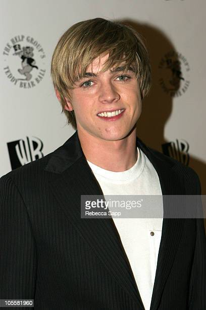 Jesse McCartney during The Help Group's 8th Annual Teddy Bear Ball at The Beverly Hilton in Beverly Hills California United States