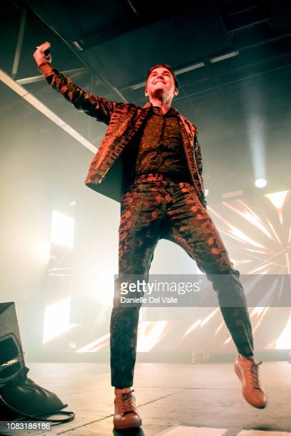 Jesse McCartney performs onstage at Marathon Music Works on January 15 2019 in Nashville Tennessee