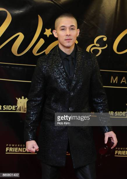 Jesse Medeles attends the 2017 One Night With The Stars Benefit at The Theater at Madison Square Garden on December 4 2017 in New York City