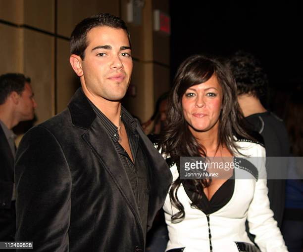 Jesse Metcalfe and Allison Melnick during 'The Club' World Premiere Party of Spike TV's New Original Series at Marquee in New York City New York...