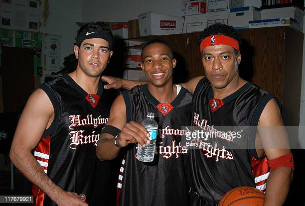 Jesse Metcalfe and Arlen Escarpeta and Cylk Cozart