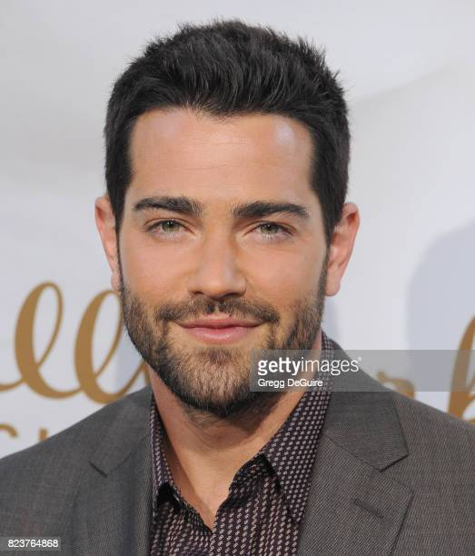 Jesse Metcalfe arrives at the 2017 Summer TCA Tour Hallmark Channel And Hallmark Movies And Mysteries at a private residence on July 27 2017 in...