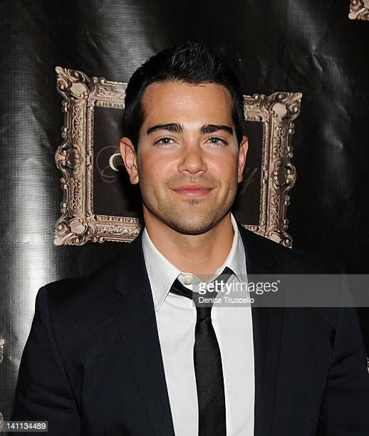 Jesse Metcalfe arrives to celebrate new Dallas TV show at Gallery Nightclub on March 10 2012 in Las Vegas Nevada