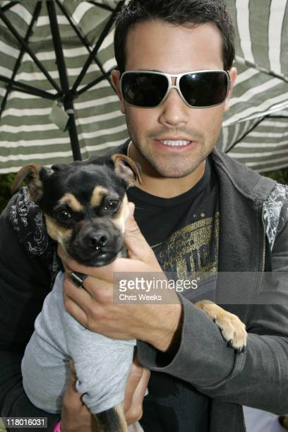 Jesse Metcalfe at TROO during Silver Spoon Hollywood Buffet for Dogs and Babies Day 2 in Los Angeles California United States Photo by Chris...