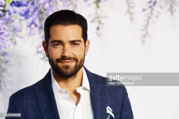 Jesse Metcalfe attends the 2018 Hallmark Channel Summer TCA at Private Residence on July 26 2018 in Beverly Hills California