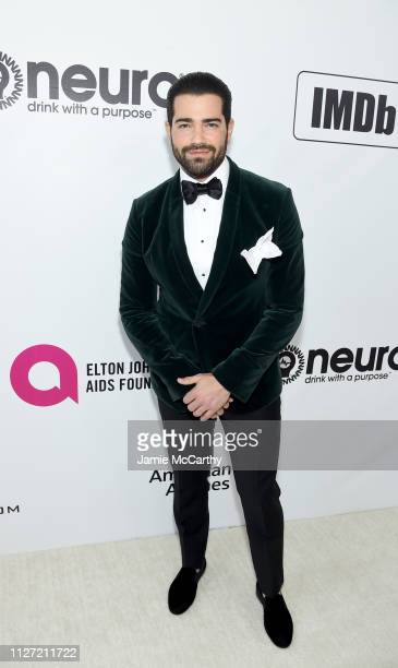 Jesse Metcalfe attends the 27th annual Elton John AIDS Foundation Academy Awards Viewing Party sponsored by IMDb and Neuro Drinks celebrating EJAF...