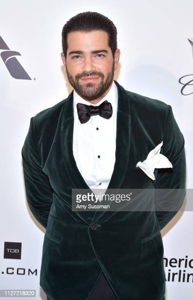 Jesse Metcalfe attends the 27th annual Elton John AIDS Foundation Academy Awards Viewing Party celebrating EJAF and the 91st Academy Awards on...