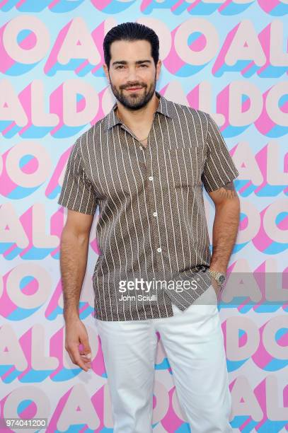 Jesse Metcalfe attends the Aldo LA Nights 2018 at The Rose Room on June 13 2018 in Venice California