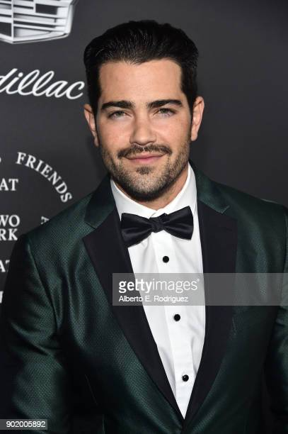 Jesse Metcalfe attends The Art Of Elysium's 11th Annual Celebration on January 6 2018 in Santa Monica California