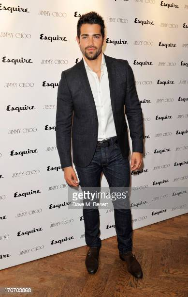 Jesse Metcalfe attends the Jimmy Choo Esquire London CollectionsMen opening night party at Loulou's 5 Hertford Street on June 16 2013 in London...