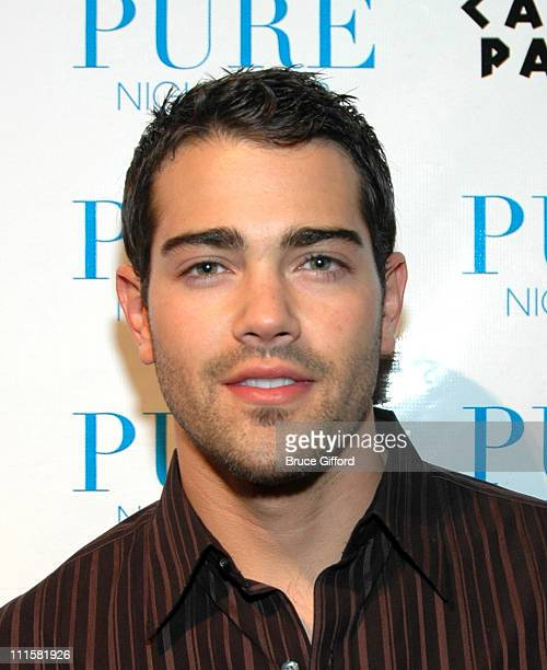 Jesse Metcalfe during Britney Spears Hosts New Year's Eve 2007at Pure Night Club at Pure Nightclub in Las Vegas Nevada United States